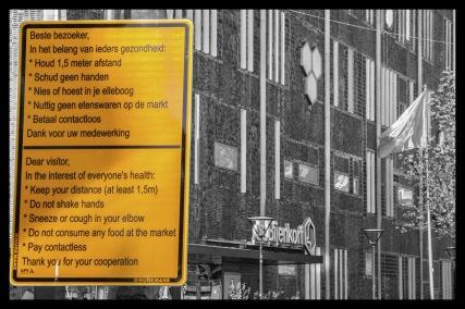 Eindhoven tijdens de corona-crisis